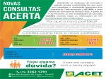 NOVAS CONSULTAS - ACERTA